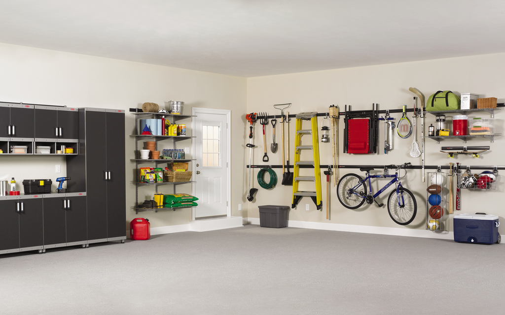 Organizing a Small Garage – Making the Most of Your One-Car Garage